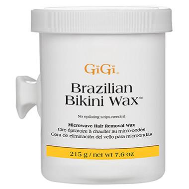 Gigi Brazilian Microwave Hard Wax 8oz