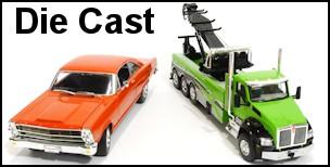 die cast cars trucks