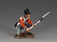 King & Country NA288 Kneeling to Repel Age of Napoleon
