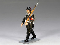 King & Country LAH116 Marching with Rifle German Nazi World War II