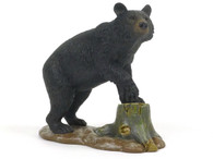 Royal Darwin Model 100 American Black Bear Our American Heritage Series Collectible