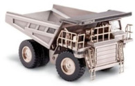 Norscot Diecast Toy 55157 Cat 777D Off-Highway  1/50 Scale Truck