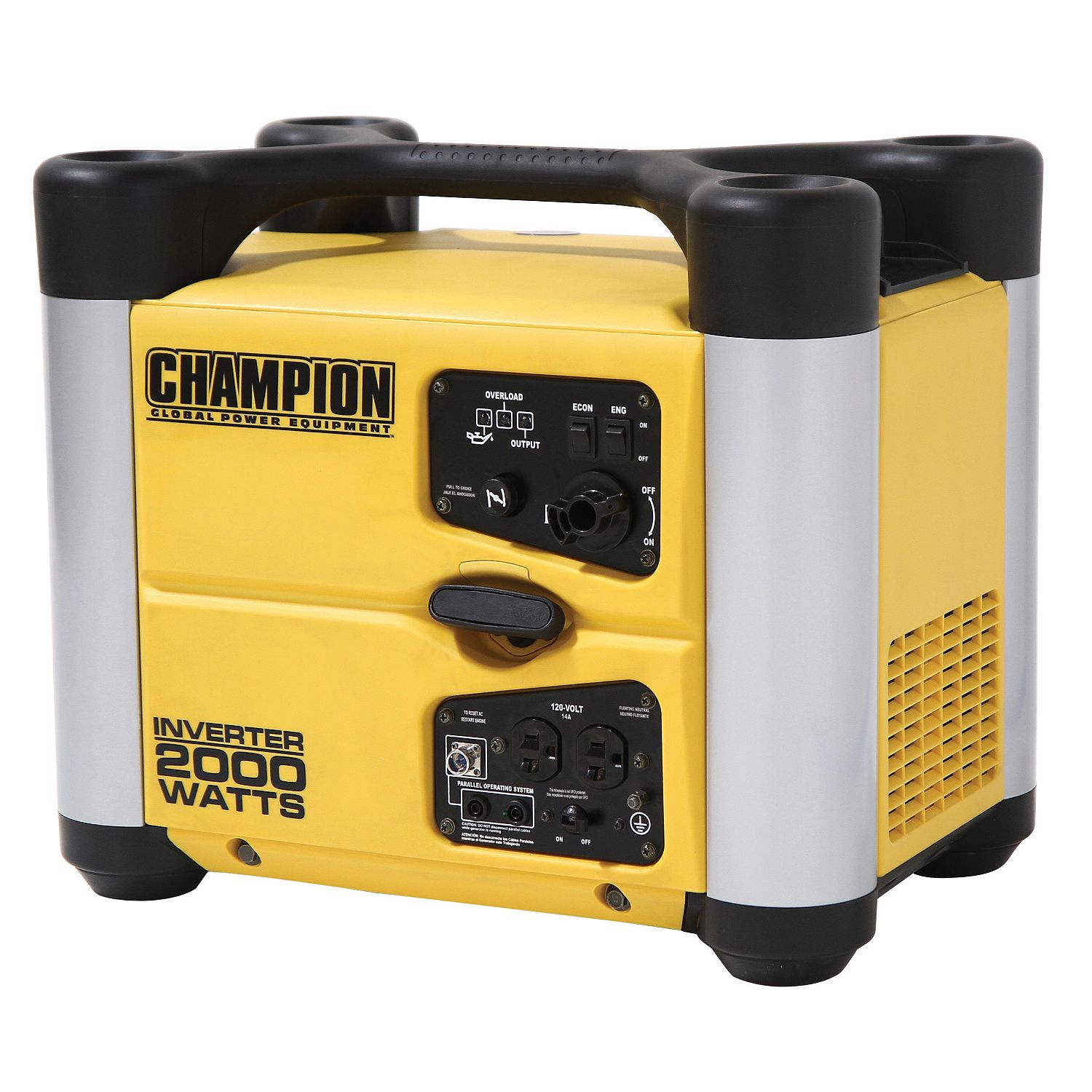 Polaris And Champion Portable Generators Being Added To