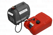 Extended Run Generator Fuel System with 6 Gallon Fuel Tank - IPI Industries BERG System