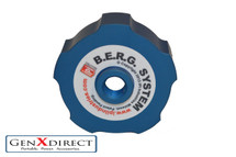 IPI BERGS 1 Cap (replacement blue cap works with Yamaha, PowerHorse, Westinghouse) Part # 1003-1