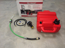 IPI BERGS 3 Extended Run Fuel System (Tank Included)  Part # 3CLBERG3.00-002
