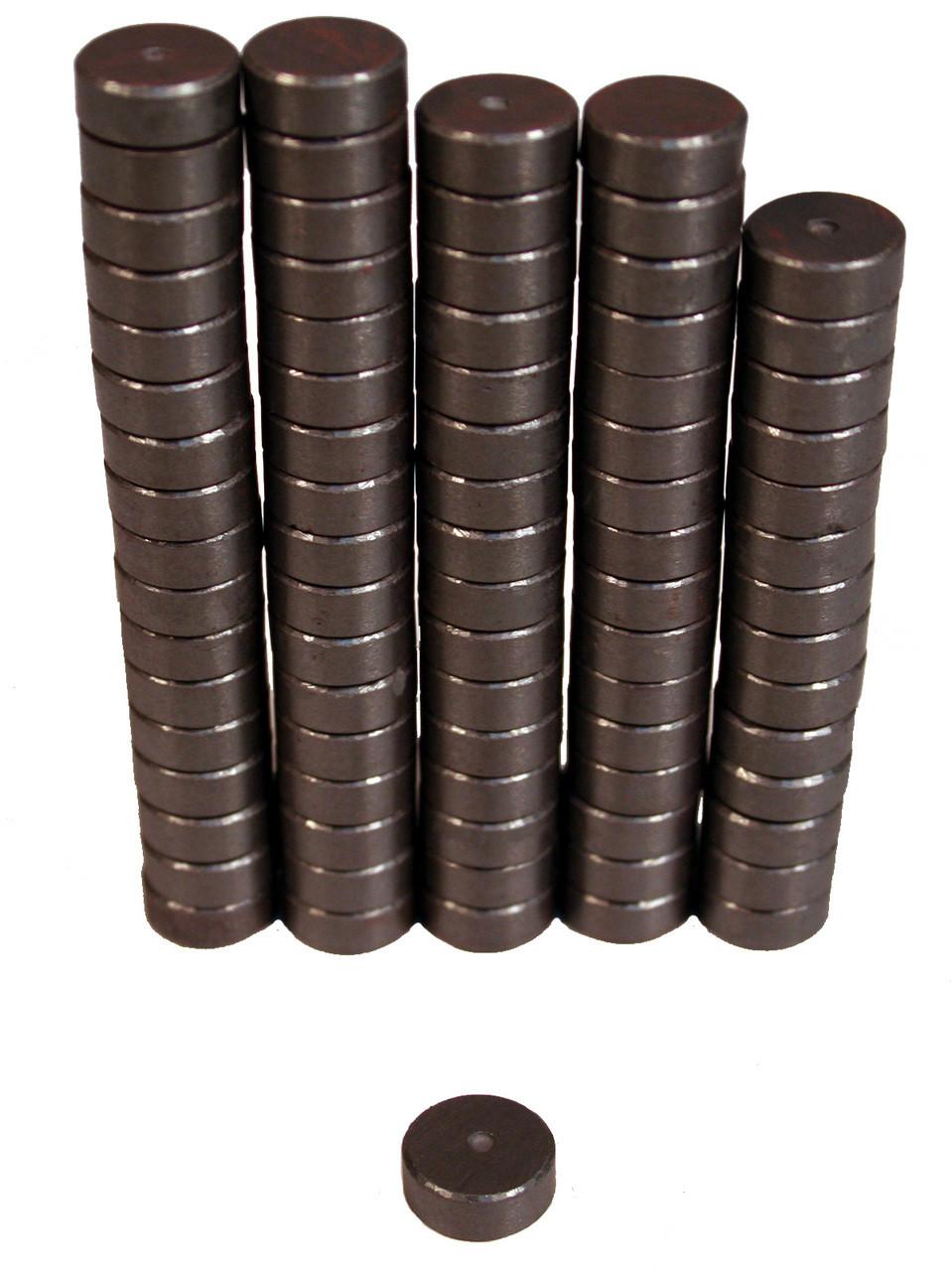Magnets 1 2 Inch Diameter Round Ceramic Disc Magnets