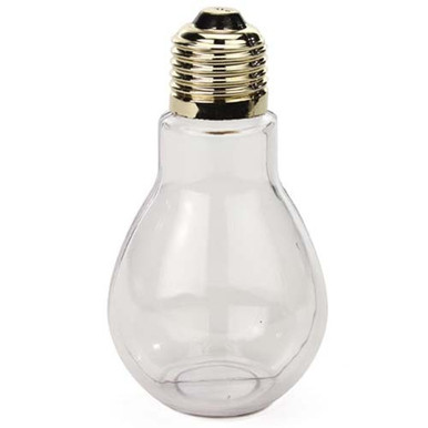 clear plastic fillable light bulbs great for candy