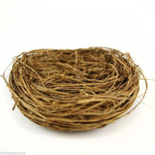 "PACK OF 24 NATURAL 3"" TWIG BIRDS NESTS -For Wedding Favors, Party Favors, Crafts"
