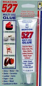 BEACON 527 (BOND) ADHESIVE CEMENT GLUE  2 oz~24 TUBES