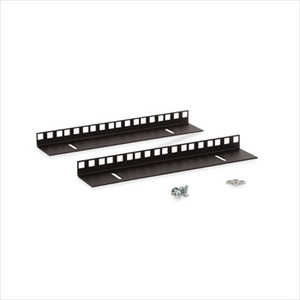 6U Wall Mount Vertical Rail Kit