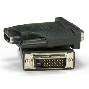 HDMI to DVI adapter female to male