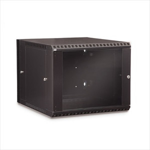 9U Swing Out Wall Cabinet