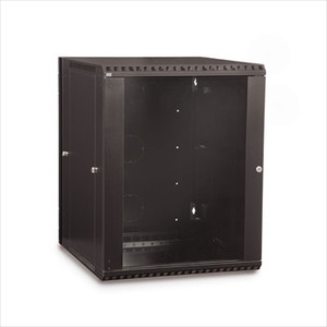 15U Swing Out Wall Cabinet