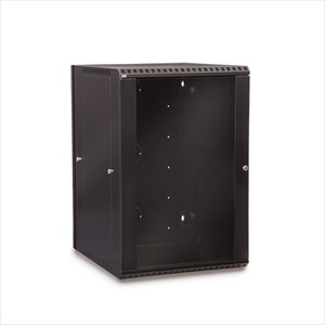 18U Swing Out Wall Cabinet