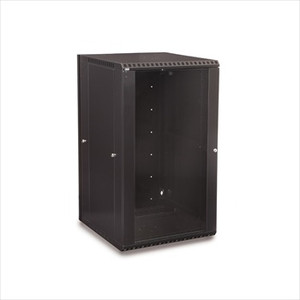 22U Swing Out Wall Cabinet