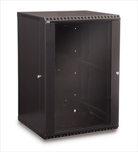 18U Fixed Wall Mount Cabinet