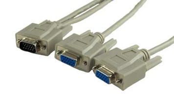 vga splitter cable