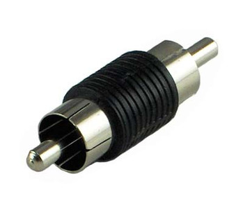 rca coupler male to male