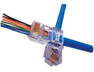 EZ RJ45 plug