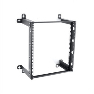 12U V-Line Wall Mount Rack