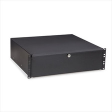 Locked 3U Rack Mount Drawer