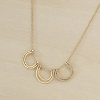 Bloom Gold Fill Necklace