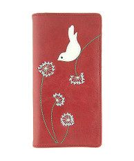 Bird & Dandelion Large Vegan Leather Wallet