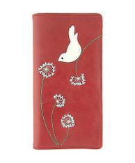 Bird & Dandelion Large Vegan Leather Wallet