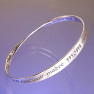 Mom Mobius Bracelet