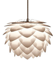 Silvia White Pendant Light