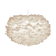 Eos Large Feather Pendant Light