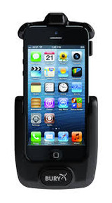 Bury System 9 Active iPhone 5/5s Cradle