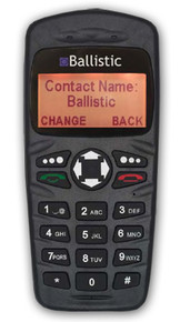 Ballistic Linehaul R247 3G Phone