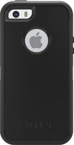 Otterbox Defender Apple iPhone 5/5S Black Case