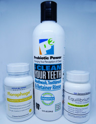 Biofilm Remover + Probiotic Builder Kit