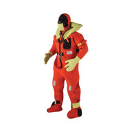 USCG/SOLAS/MED Immersion Suit, Front