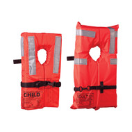Commercial Type 1 Life Vest, Child and Adult