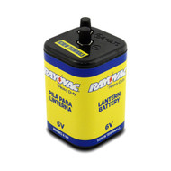 6-Volt Heavy-Duty Lantern Battery w/ Screw Terminals