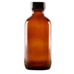 SALE! Amber Glass 4oz (Dozen)