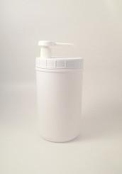 SALE! Half Gallon Jar, Pump and Flat Cap