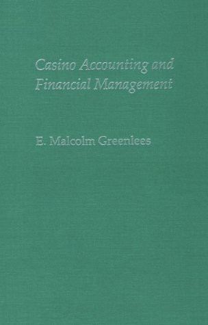 Casino accounting and financial management pdf