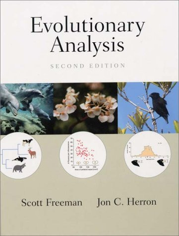 freeman analysis Evolutionary analysis freeman pdf by presenting evolutionary biology as an ongoing research effort, this best-seller aims to help readers think like scientists the authors.