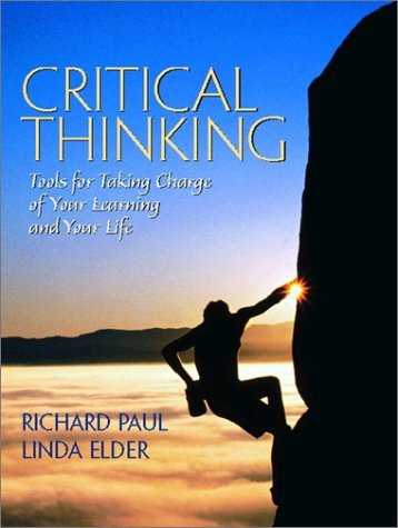 Center for critical thinking richard paul