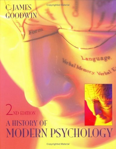 psy 310 a history of modern psychology History of psychology  was published by the american psychiatric association marking the beginning of modern  1968 first doctor of psychology (psy .