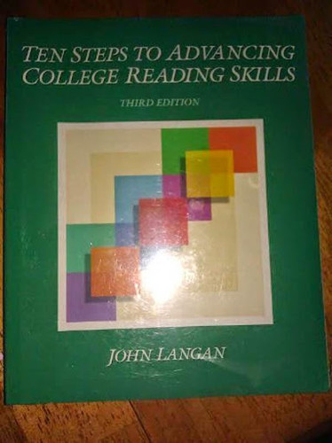 Ten Steps to Advancing College Reading Skills: Reading Level: 9-13 (Townsend Pr