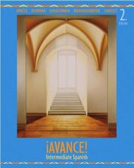 Avance! Intermediate Spanish