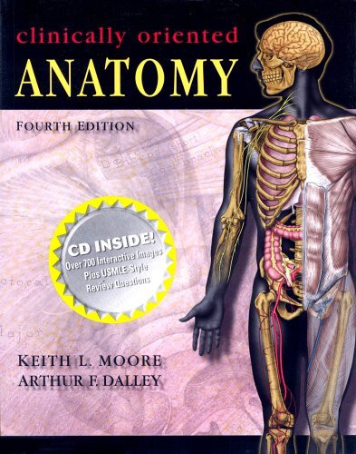 Keith l moore clinically oriented anatomy