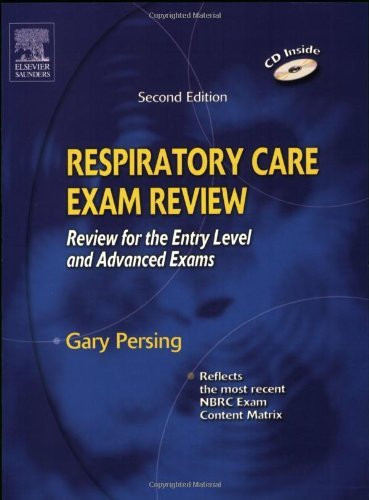 Respiratory Therapy subject for study