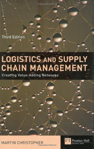 Logistics and Supply Chain Management all science subjects